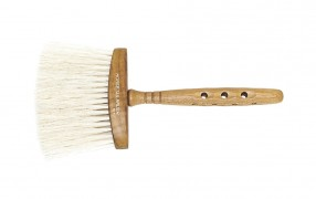YS HORSE HAIR NECK BRUSH