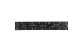 YS PARK HEAD FIT RULER RS90-150
