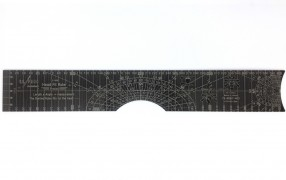 YS PARK HEAD FIT RULER RS90-400