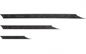 YS PARK 45゜HEAD FIT RULER TRIO SET