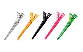 YS MINI ALU CLIPS (PACK OF 10)